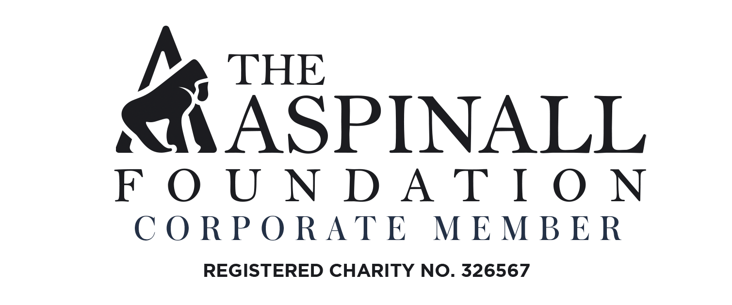 Sponsorship announcement of The Aspinall Foundation